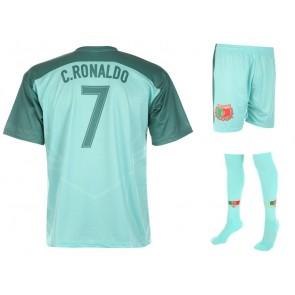 Portugal uit tenue ronaldo 2020-21