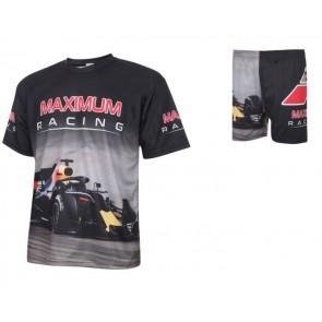 Racing Formule 1 Shirt + Broekje 2020 Kinderen-Senioren