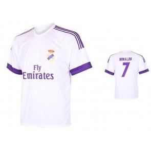 Real Madrid Ronaldo thuisshirt 2016-17