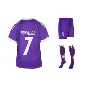 Real madrid uit Fan tenue ronaldo 2016-17