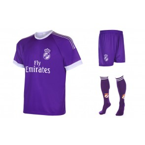 Real madrid uit Fan tenue 2016-17