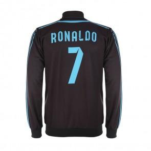 Madrid uit trainingsjack Ronaldo