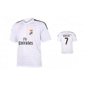 Real Madrid Voetbalshirt  Ronaldo 2014-15