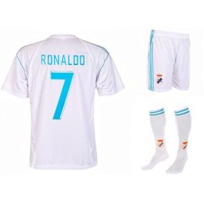 Madrid thuis tenue Ronaldo 2017-18