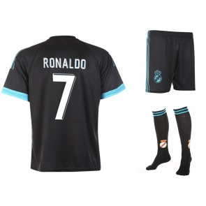 Madrid uittenue Ronaldo 2017-18