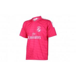 Real Madrid uitshirt met eigen Naam en Nummer 2014-15