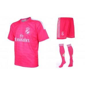 Real Madrid Uit tenue met eigen naam 2014-15