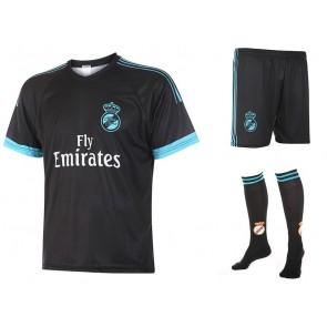 Madrid UitTenue eigen naam 2017-18