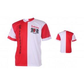Rotterdam thuis shirt  met Naam en Nummer 2017-18