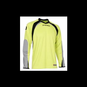 Patrick keepersshirt CALPE 110 lange mouw Limoen