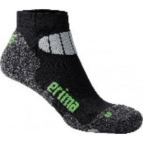 Erima Running Sokken Zwart