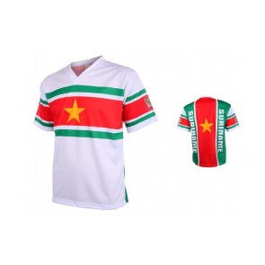 Suriname shirt 2017 -18