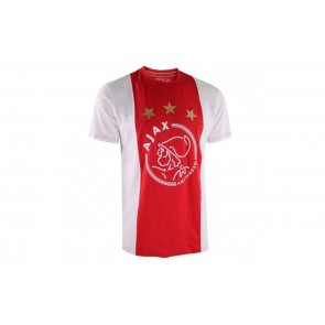 Ajax T-shirt logo senior met eigen naam 2018-19