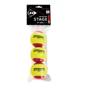 Tennis stage 3 ballen Kids