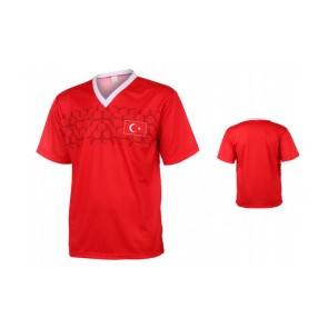 Turkije Shirt blanco met naam en nummer 2016-17