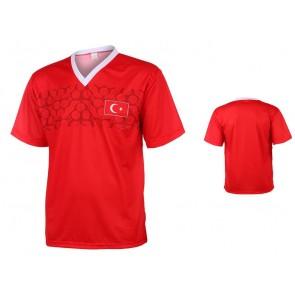Turkije Shirt  met naam en nummer 2018-19