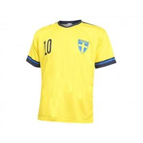 ZWEDEN voetbalsetje Ibrahimovic EK 2021
